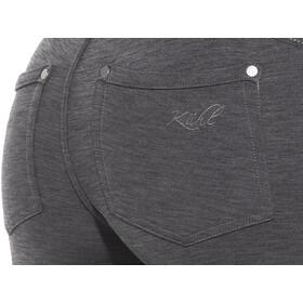 Kühl Mova Pantalones Recto Mujer, charcoal heather
